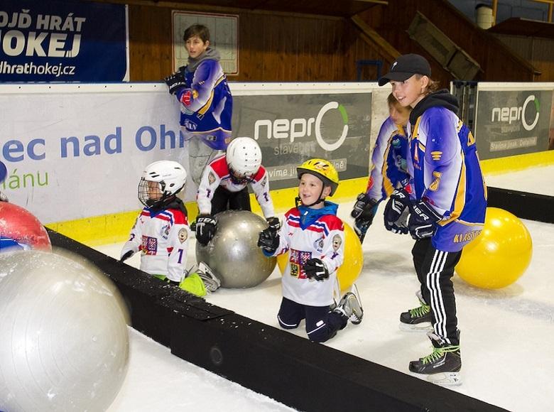 Týden hokeje v Klášterci nad Ohří