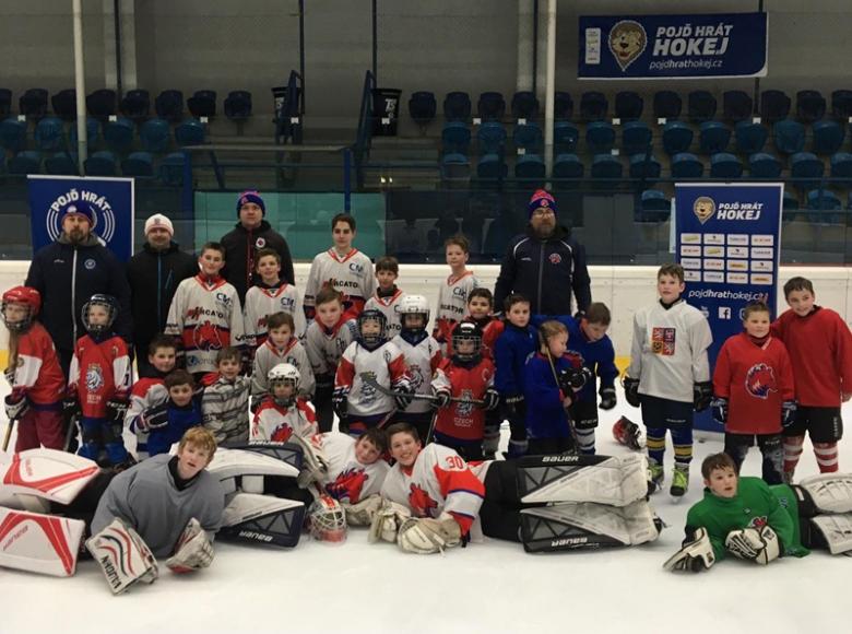 Týden hokeje v Berouně