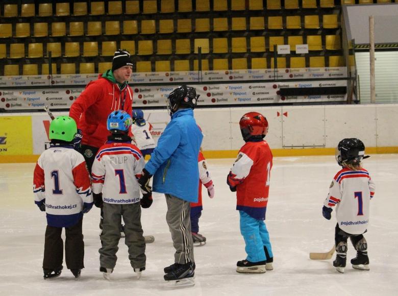 Týden hokeje v Příbrami