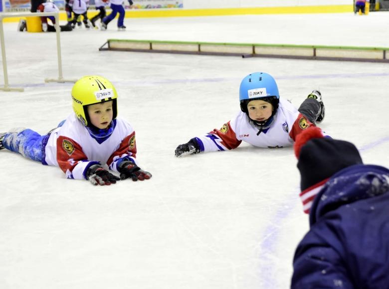 Týden hokeje v Chocni