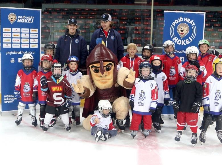 Týden hokeje s HC Sparta Praha