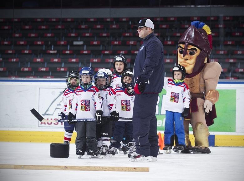 Týden hokeje na Spartě Praha
