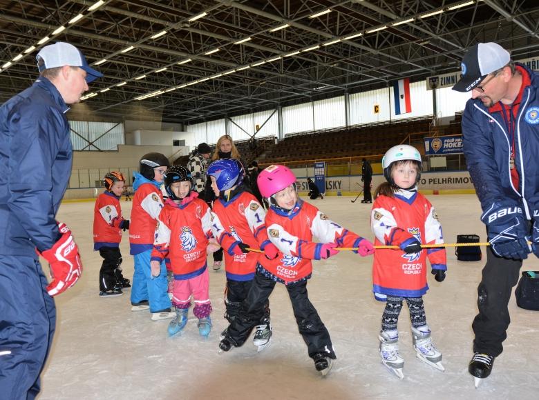 Týden hokeje v HC Pumy Agrostroj Pelhřimov