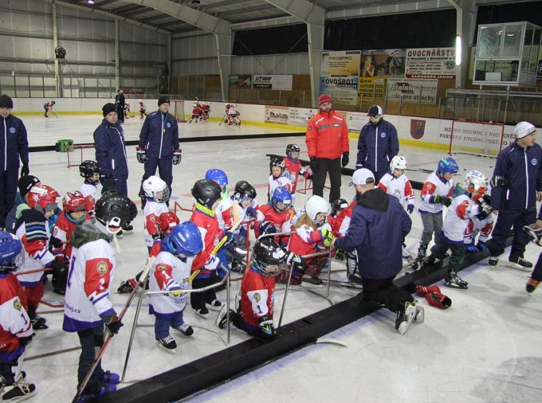 Týden hokeje v Rychnově nad Kněžnou