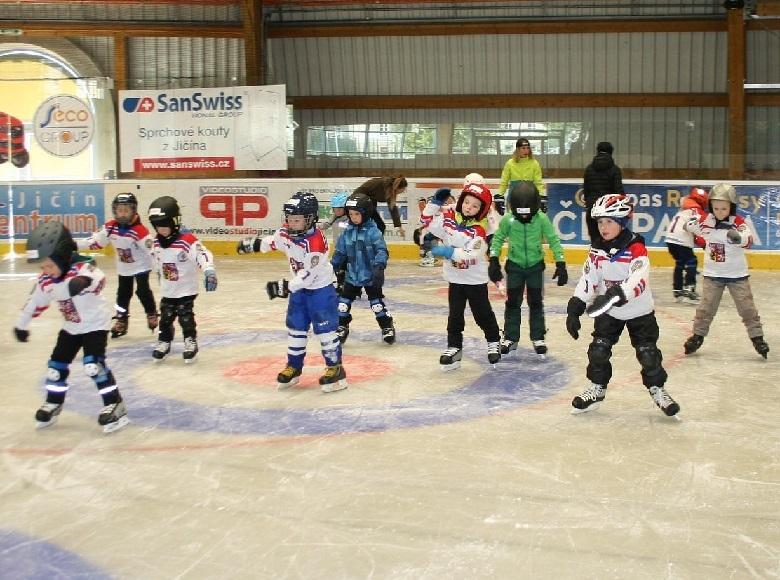 Týden hokeje v Jičíně