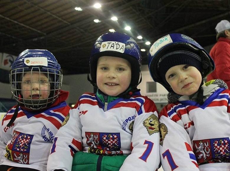 Týden hokeje v Novém Jičíně