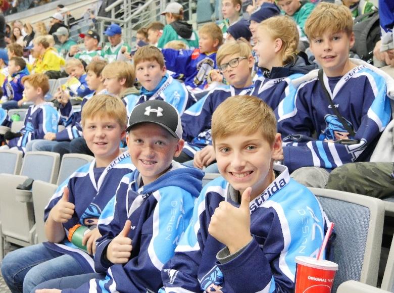 Projekt Pojď hrát hokej umožnil 1400 dětem navštívit tréninky týmů NHL