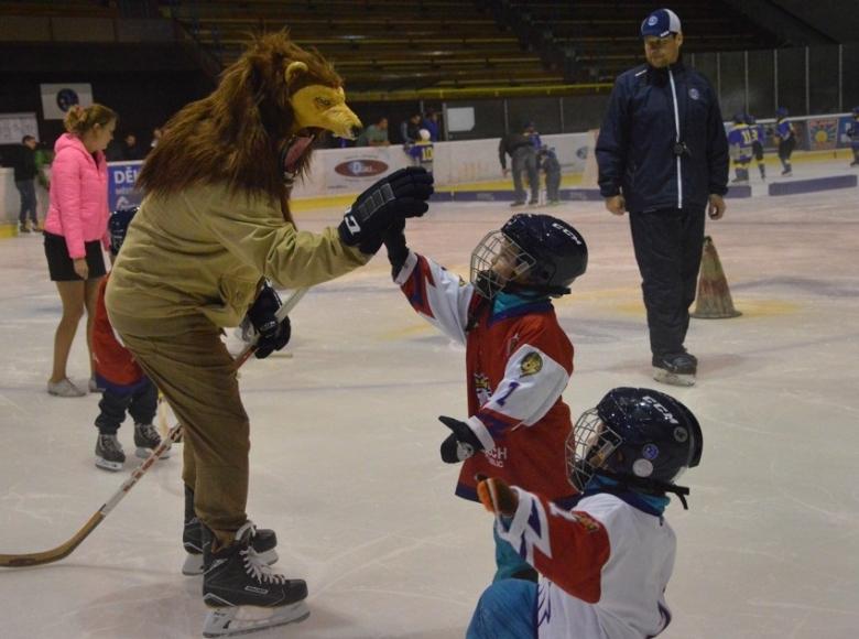 Týden hokeje v Benešově
