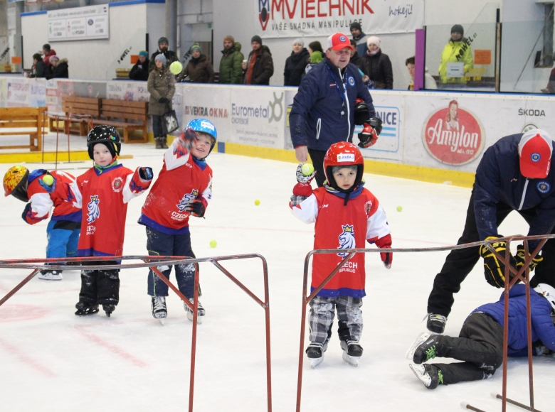 Týden hokeje v Chotěboři