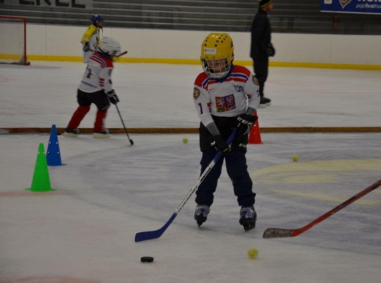 Týden hokeje v Bystřici nad Pernštejnem
