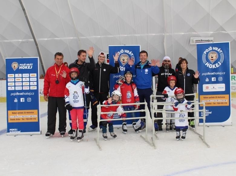 Týden hokeje v Žebráku