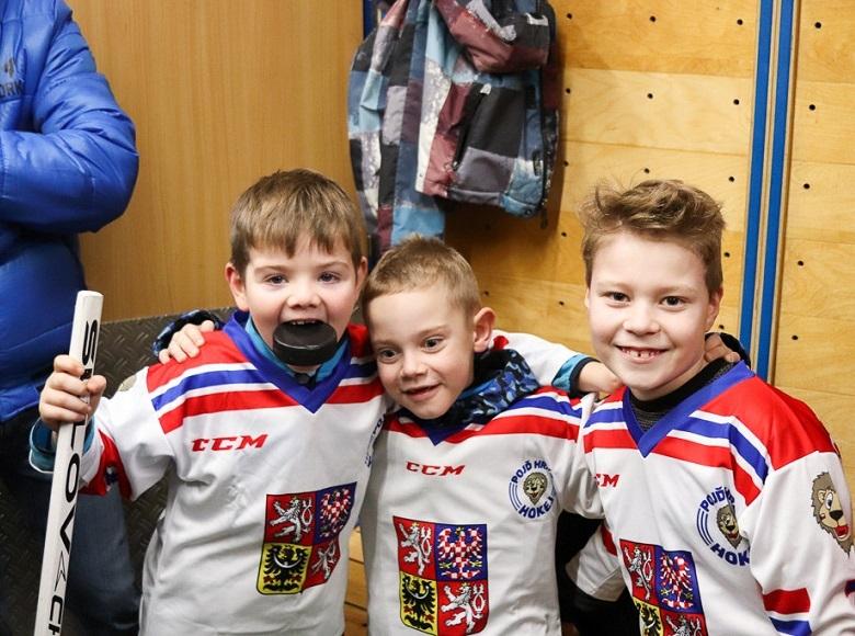 Do projektu Pojď hrát hokej se zapojilo 9 nových klubů, celkem jich je už 150