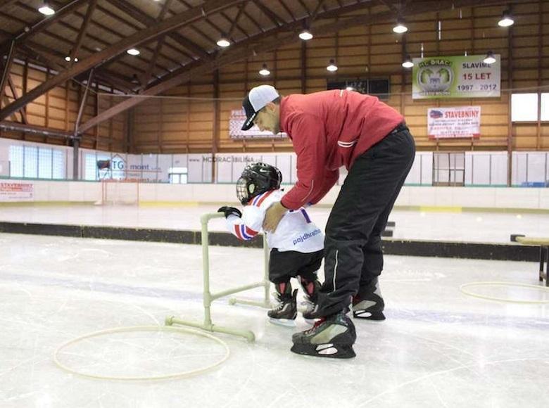Týden hokeje v Bílině