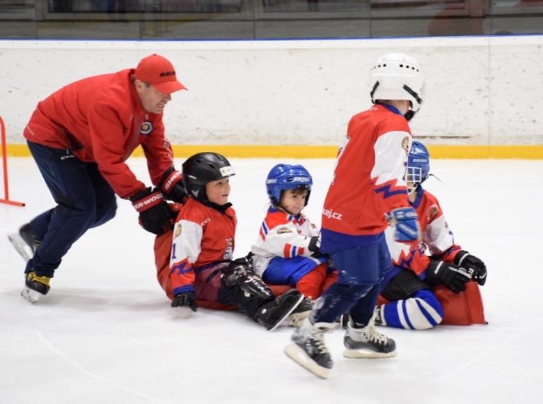 Týden hokeje na Hvězdě Praha