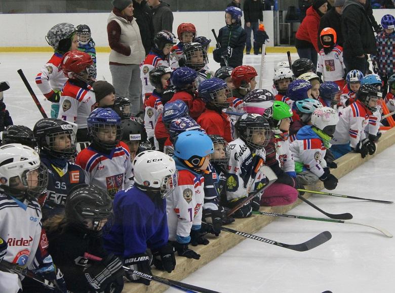 Týden hokeje ve Vítkovicích