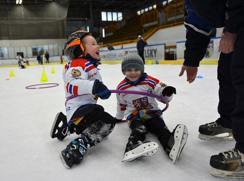 Týden hokeje s HC Pumy Pelhřimov