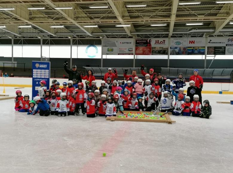Týden hokeje v Lounech