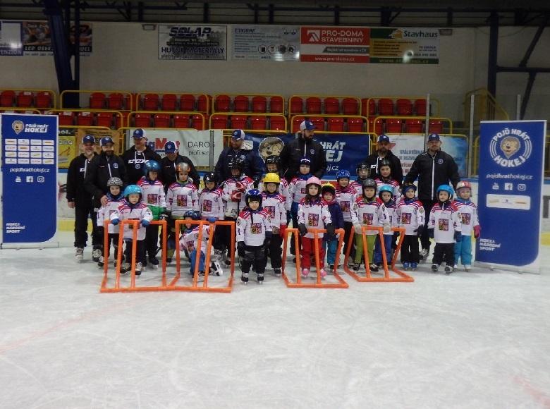 Týden hokeje ve Dvoře Králové nad Labem