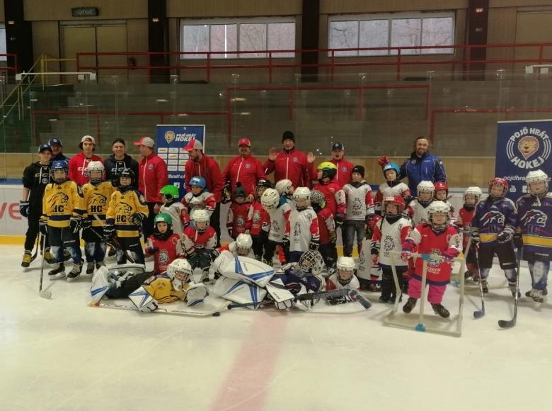 Týden hokeje v Mariánských Lázních