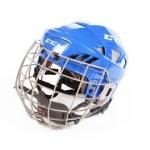 Helma s obličejovým krytem