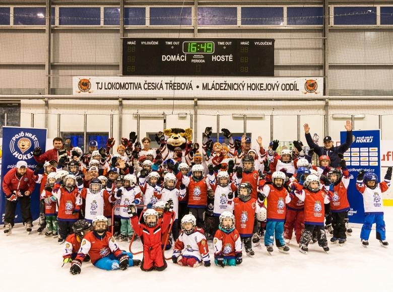 Historicky devátý Týden hokeje se uskuteční od 20. do 26. září