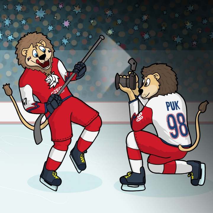 Milujeme hokej!