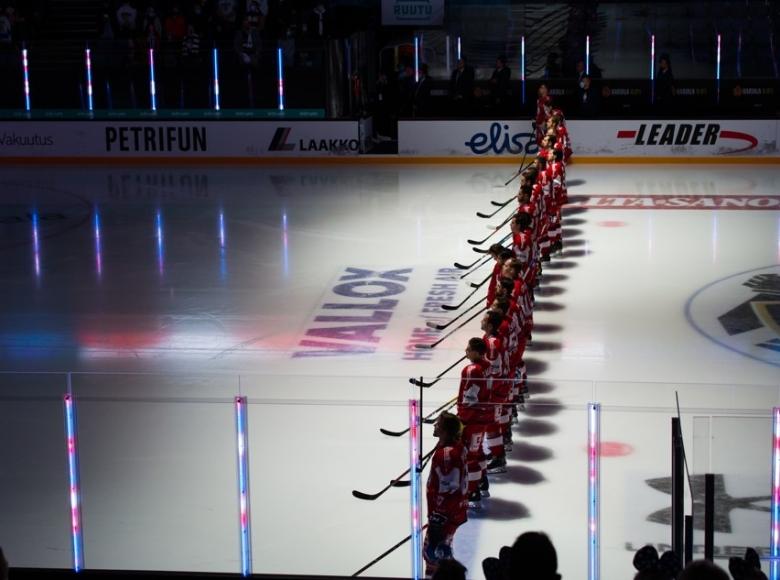 Hokej na televizních obrazovkách v čase svátečním