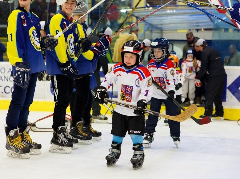 Týden hokeje v Přerově
