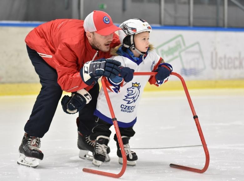 Týden hokeje v Litoměřicích
