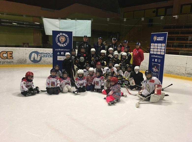 Týden hokeje v Kadani