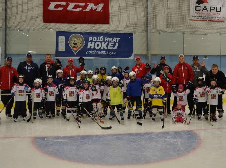 Týden hokeje v Náměšti nad Oslavou