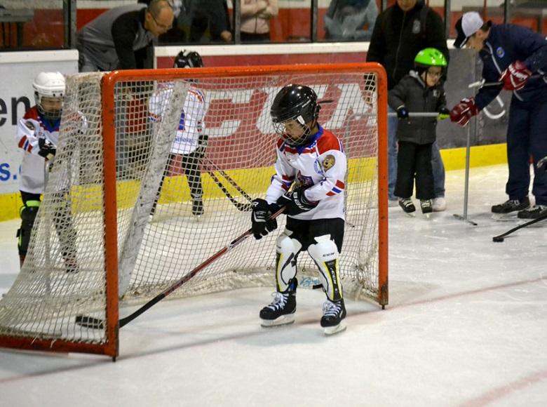 Týden hokeje ve Slavii Praha