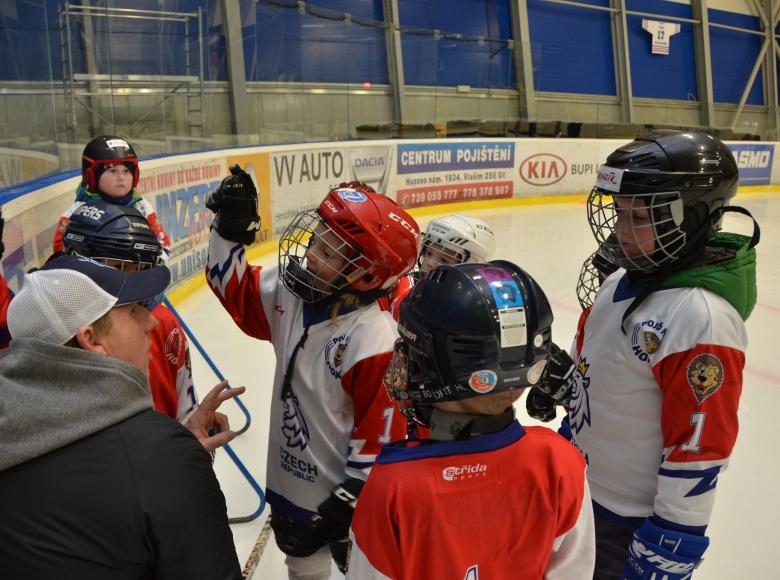 Týden hokeje ve Vlašimi