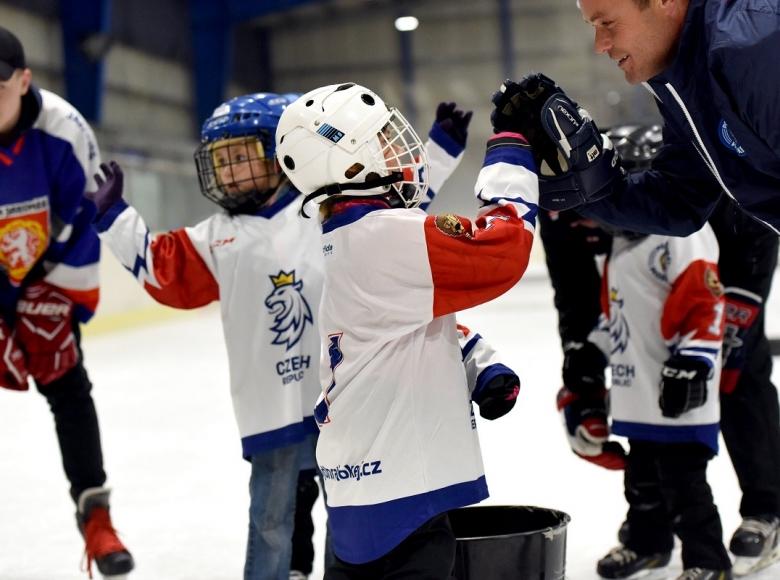 Týden hokeje v Jaroměři