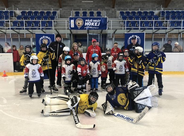 Týden hokeje v Krnově