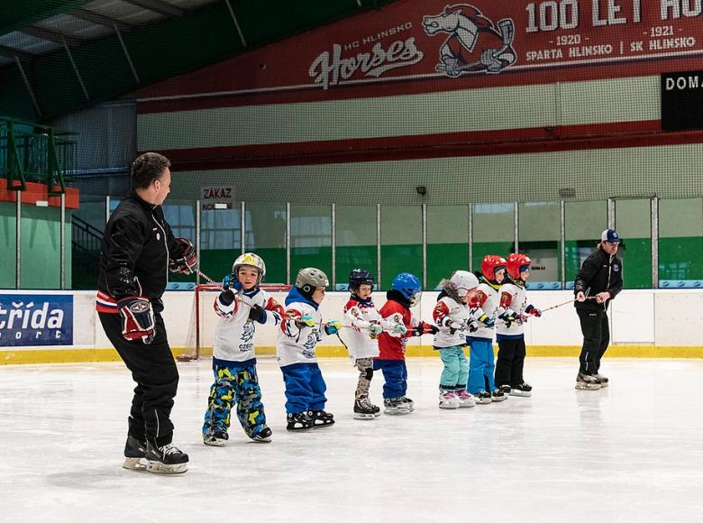 Týden hokeje v Hlinsku
