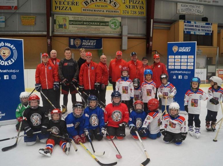 Týden hokeje v Tachově