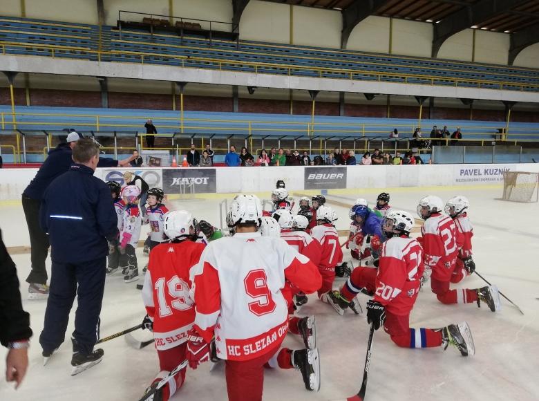 Týden hokeje v Opavě