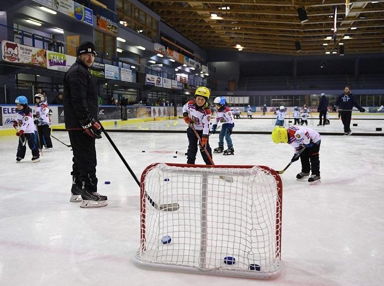 Týden hokeje ve Vrchlabí