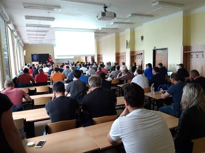 Semináře projektu Pojď hrát hokej přilákaly rekordní počet účastníků