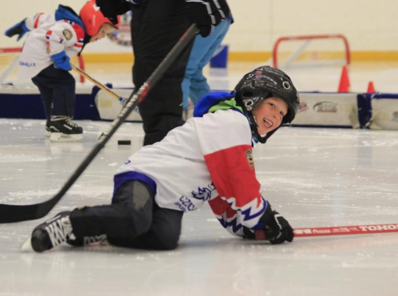 Týden hokeje v Telči