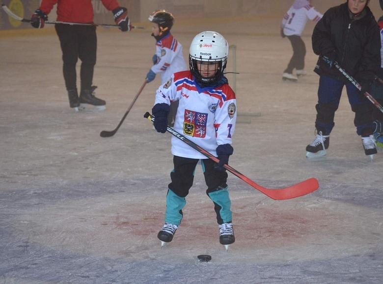 Týden hokeje v Opočně