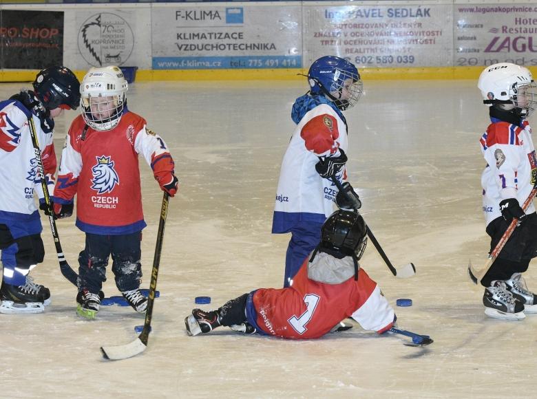 Týden hokeje v Kopřivnici