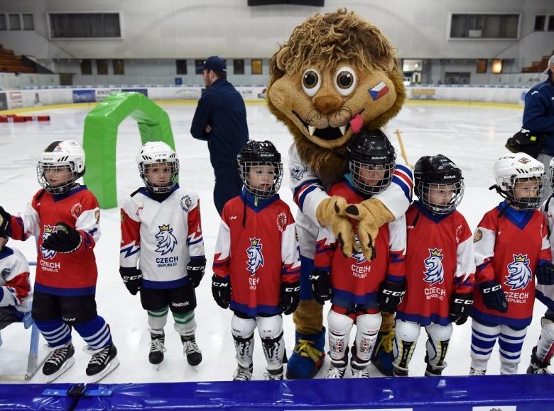 Týden hokeje v Táboře