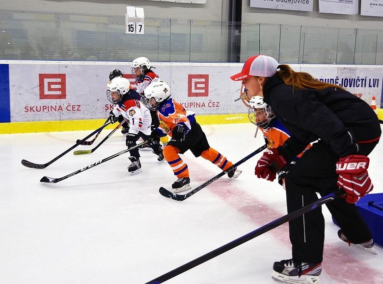 Týden hokeje týmu HC Lvi 2009