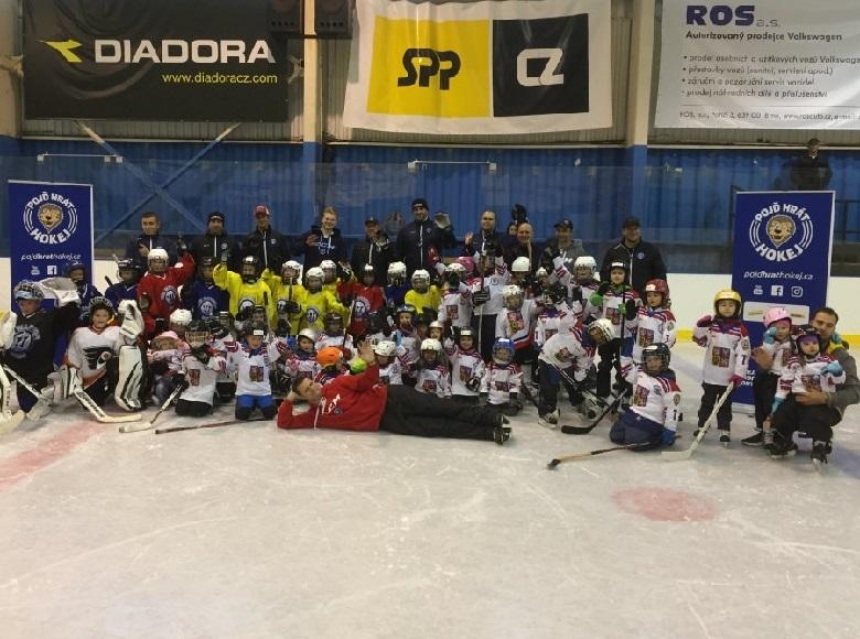 Týden hokeje ve Warrioru Brno