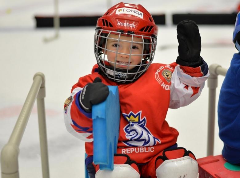 Týden hokeje v Hradci Králové