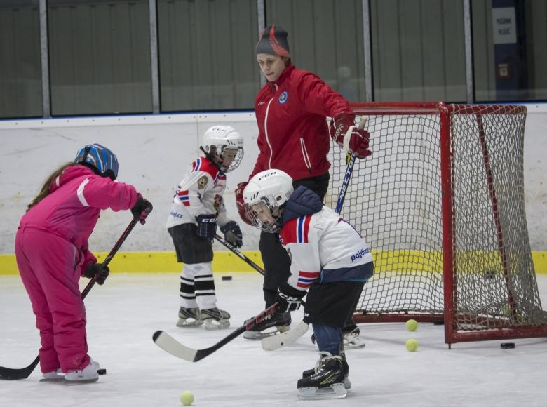Týden hokeje v Humpolci